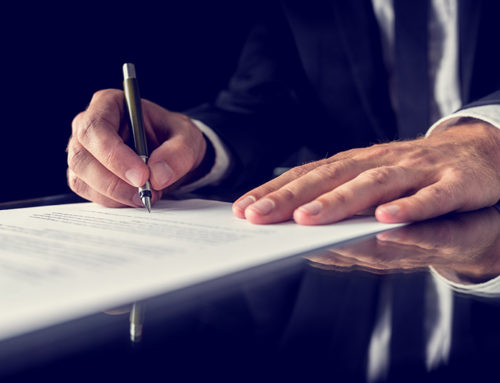 What is a restrictive or building covenant?